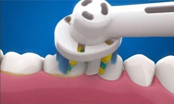 Электрическая зубная щетка для детей от 6 лет отзывы